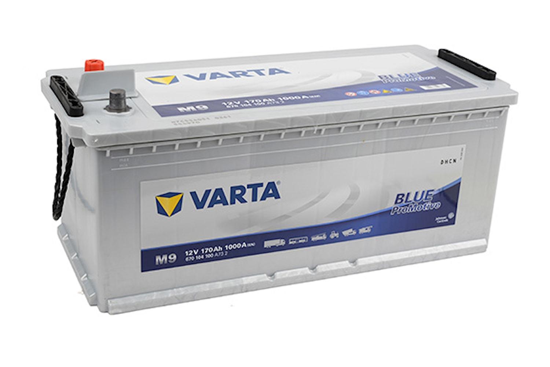 Batteri M9 PRO blue HD170