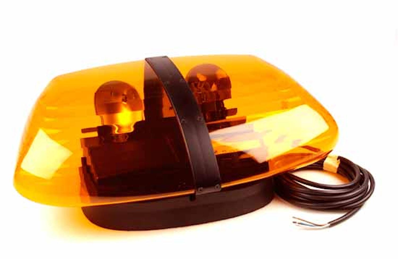 Ljusramp 12V gul OWS 540