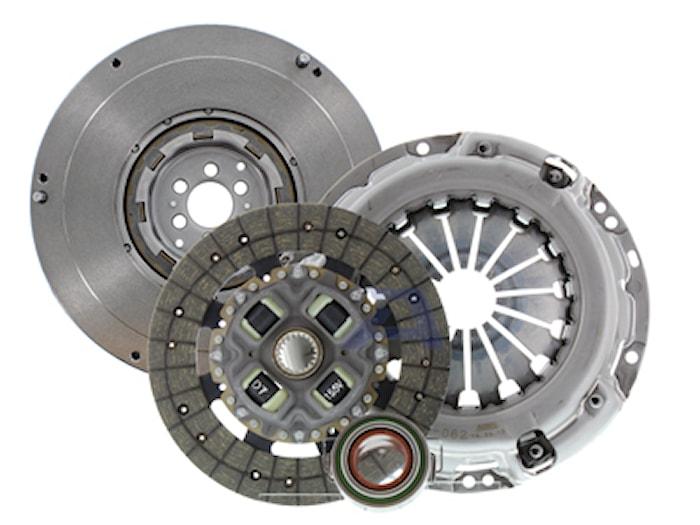 Kopplingskit med svänghjul