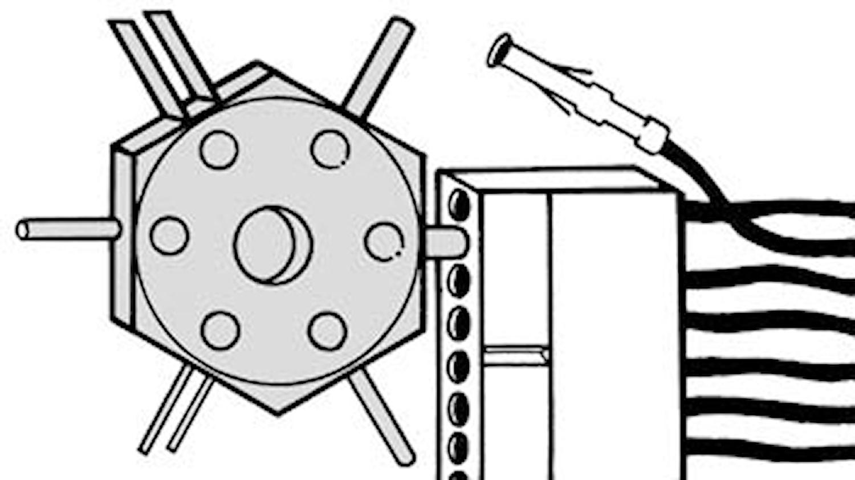 Uttryckningsverktyg kabelhylso