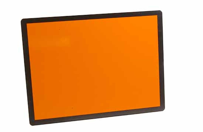 Varningsskylt ADR 400x300mm