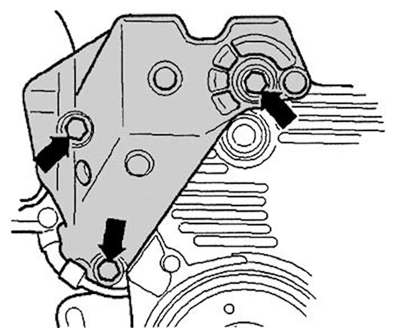 Hylsnyckel nyckelvidd 16