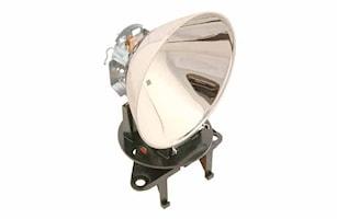 Reflektor för varn.fyr KL 8000
