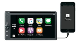 AVC CD/Radio/BT/USB/CarPlay