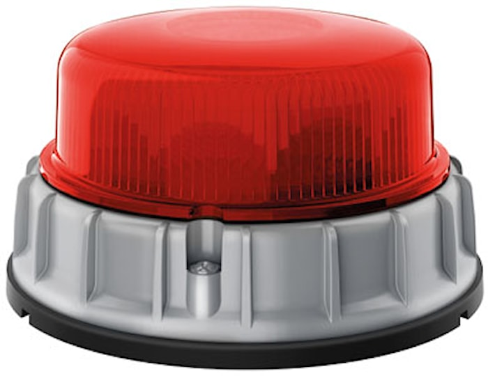 Blixtfyr K-LED 2.0 F röd