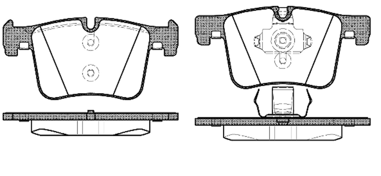 Belägg HP T2052