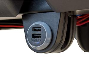Monterings pod för USB laddare