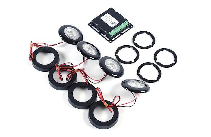 Innerbelysning-sats LED+ Celis