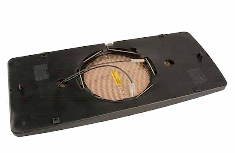 Spegelglasinsats 24V med värme