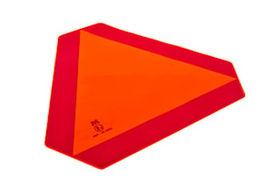 Varningsskylt LGF plastfolie