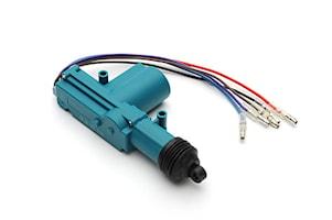 C-låsmotor 5-kabel, 24V