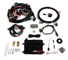 ECU & HARNESS TPI AND SR