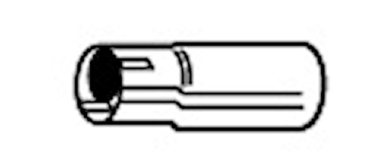 Steghylsa 44/51 mm