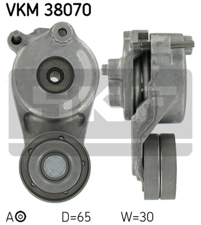 Spännrulle  Micro-V