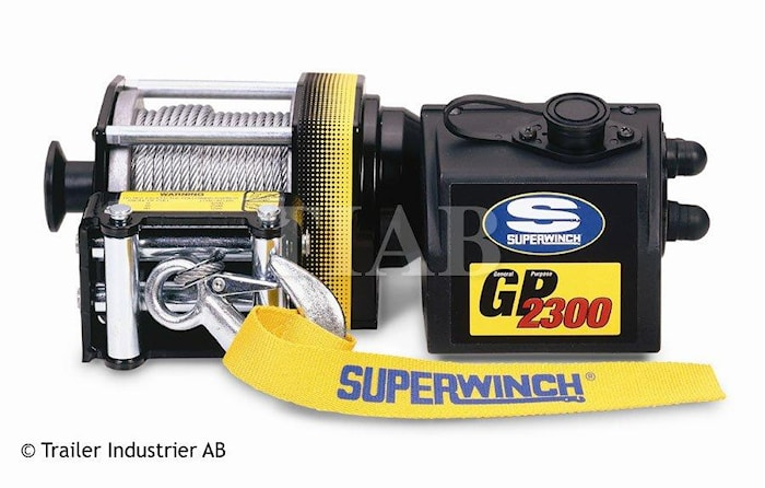 Superwinch GP3000 12V