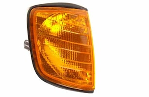 Blinkl hö gul Mercedes W124