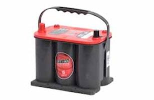 Batteri RTS3.7 RedTop