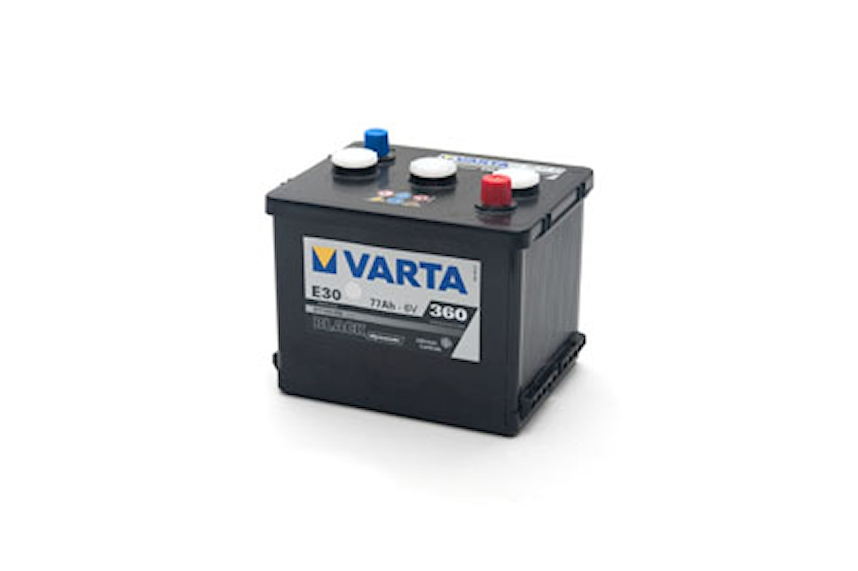 Batteri E30 Black Dynamic 6V