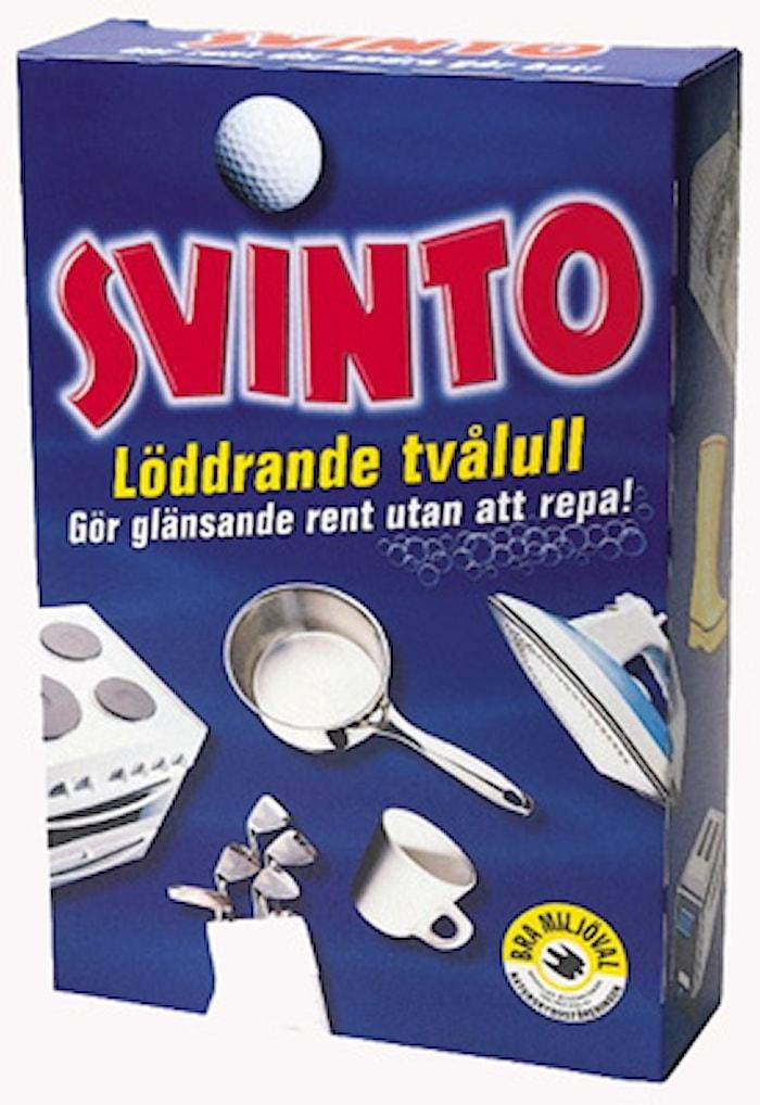 Tvålull Svinto 200 g