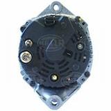 Generator utbytes 12V110A