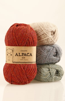 ALPACA MIX 2020 light camel