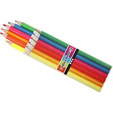 Colortime-värikynät, 4 mm, 6 laj., neonvärit