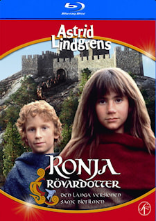 Ronja Rövardotter: Den långa versionen samt biofilmen (Blu-ray)
