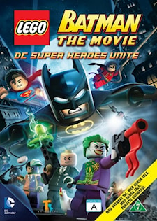 LEGO Batman - The Movie: DC Super Heroes United