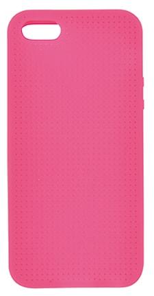 Broderbart Mobilskal Magenta, 127/ 62/ 11mm, IPhone 5/ 5S