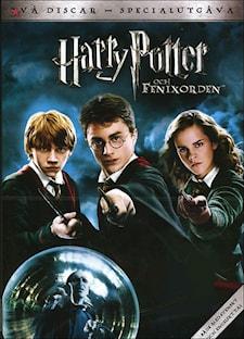 Harry Potter och Fenixorden (2-disc)