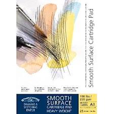 Skissblock- Cartridge Sketch Pad, Block 220 g, 25 ark  - A4