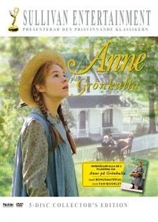 Anne på Grönkulla (5-disc) (Nyrelease)