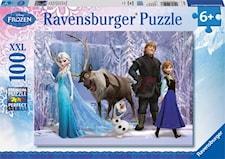 Frost Pussel, 100 Bitar, Ravensburger