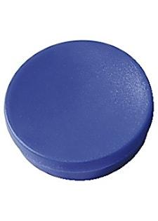 Magneettinappi Actual 40 mm sininen (4 kpl)