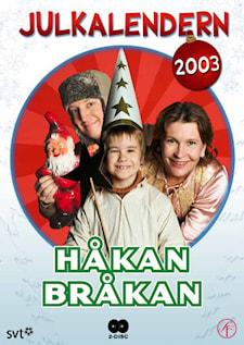 Håkan Bråkan - Julkalendern