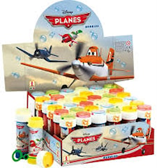 Planes såpbubblor 60 ml