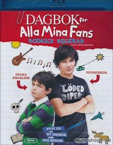Dagbok för alla mina fans: Rodrick regerar (Blu-ray)