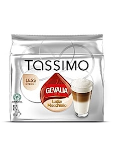 Kapsel TASSIMO Latte Macchiato 8/FP
