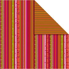 Kuviopaperit, arkki 30,5x30,5 cm, 120 g, 5 ark