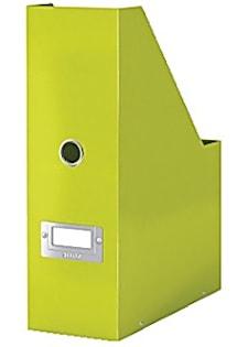 Lehtikotelo Click & Store WOW vihreä