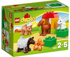 Maatilan eläimet, Lego Duplo