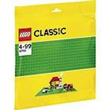 Basplatta, grön, Lego Klossar