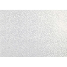 Pärlemorspapper, A4 21x30 cm, 120 g, 10 ark, vit, pärlemor