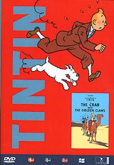 Tintin - Krabban med guldklorna