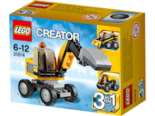 Kraftfull grävmaskin, Lego Creator