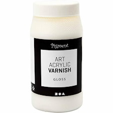 Art Acrylic slutfernissa, 500 ml