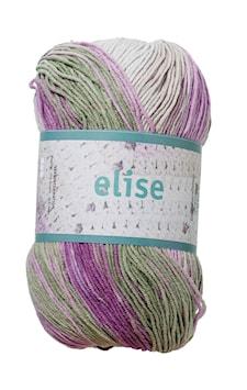 Elise 100g Liila, sireeni, oliivi batiikki