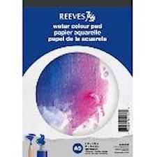 Reeves akvarellblock - A5