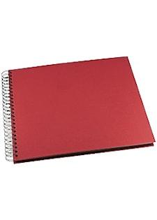 Valokuva-albumi GRIEG Design suuri 40 sivua punainen
