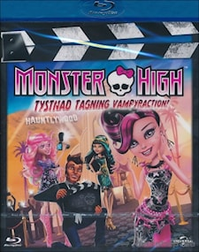 Monster High - Tystnad, Tagning, Vampyraction! (Blu-ray)